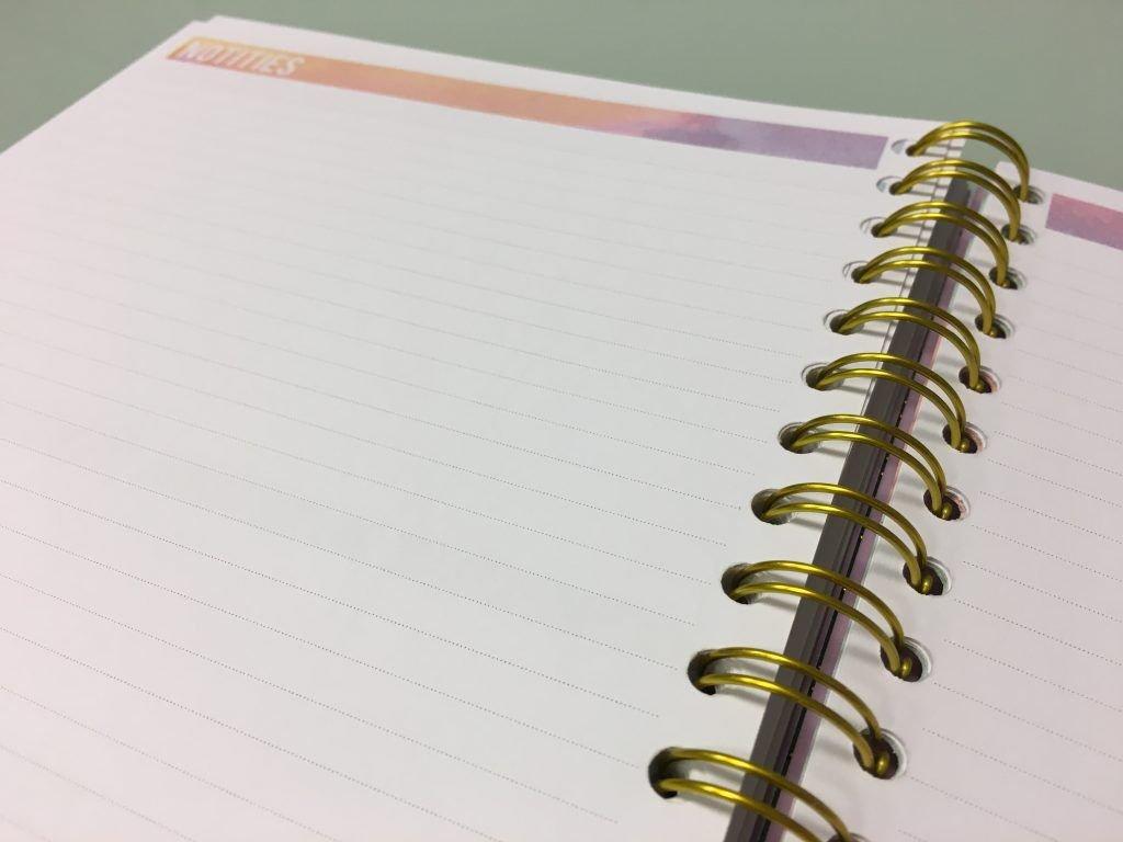 Mascha Planner: review van de planner van Mascha Feoktistova