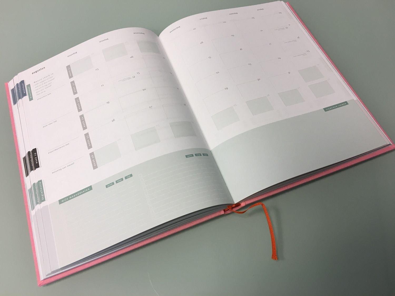 Purpuz Planner maand 2019
