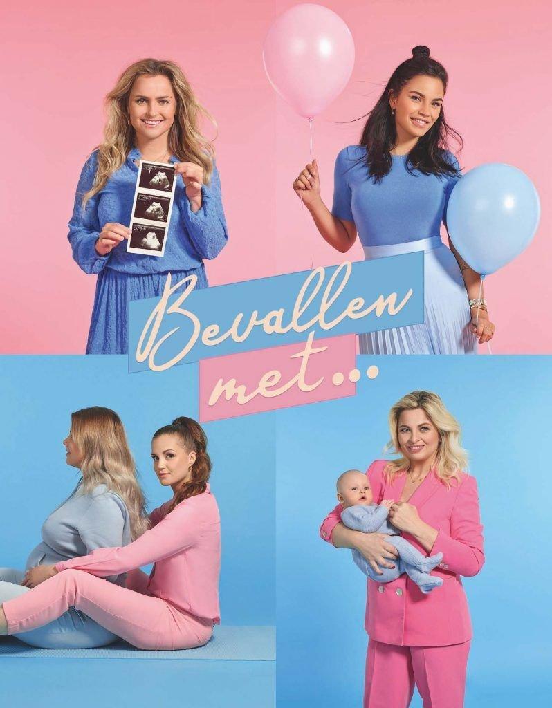 Tweede seizoen Bevallen met 28 mei op TLC met Fatima Moreira de Melo, Marly van der Velden, Monica Geuze en Bobbi Eden.