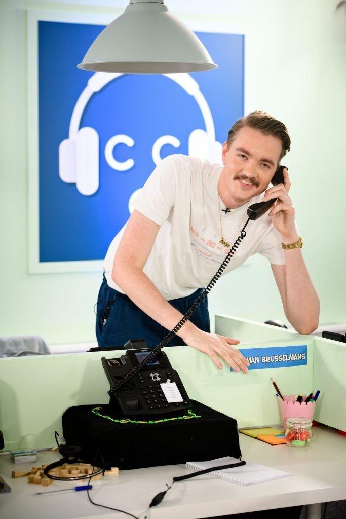 Bram Krikke Celebrity Call Centre