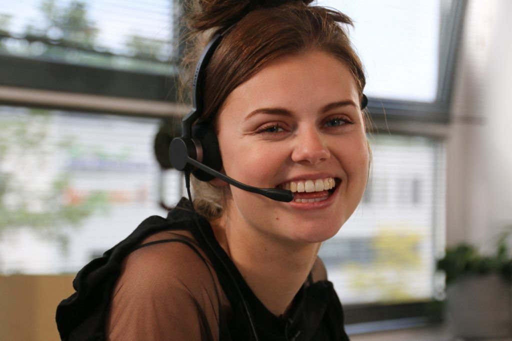 Britt Scholte Celebrity Call Centre
