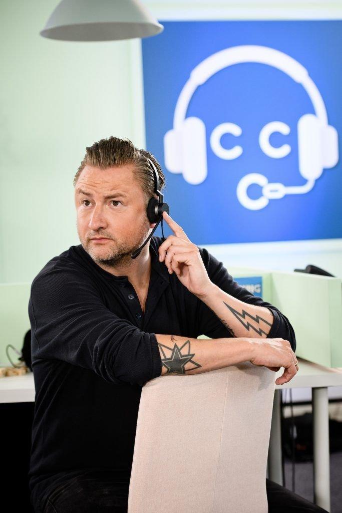 Dennis Weening Celebrity Call Centre