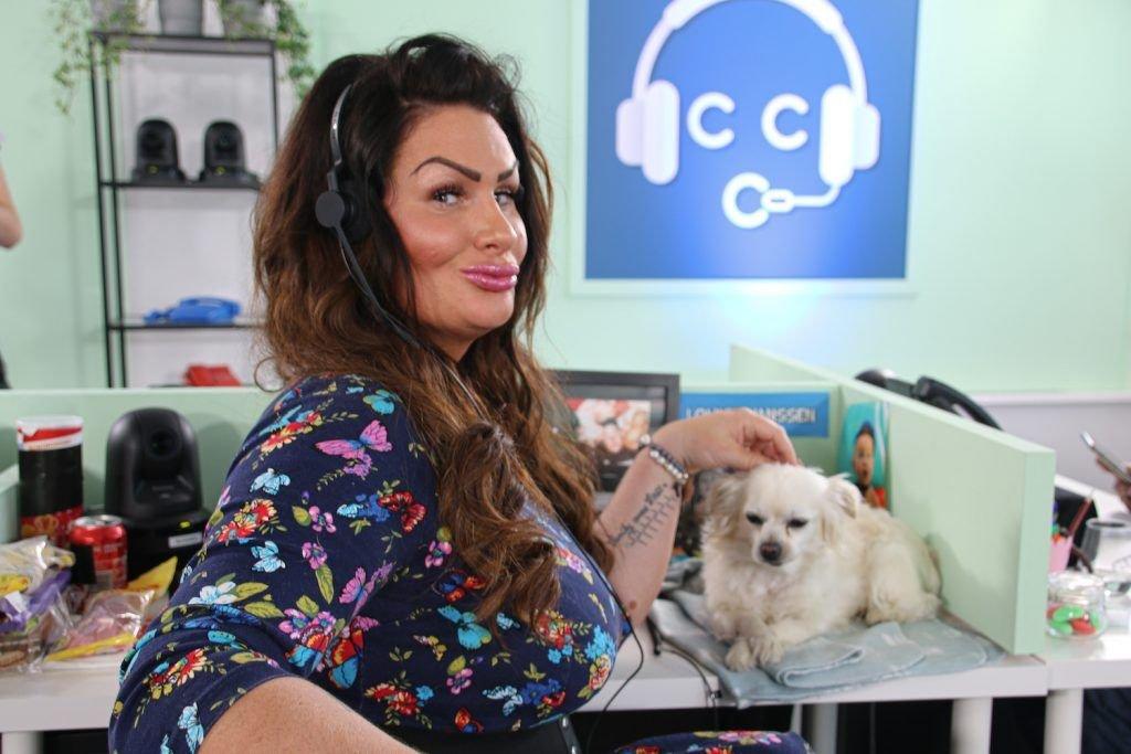 Louisa Janssen Transgender Celebrity Call Centre