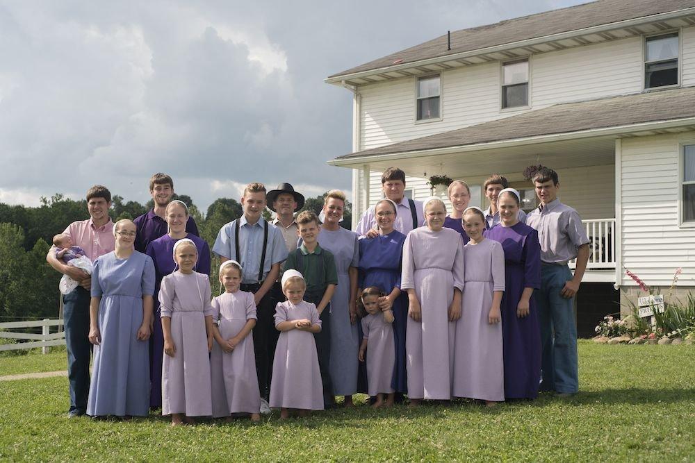 Deelnemers Ver Van Huis bij de Amish