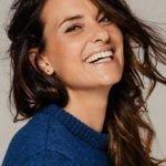 Marieke van Ginneken Idols 1; nu schrijfster boek Slaapkoppie