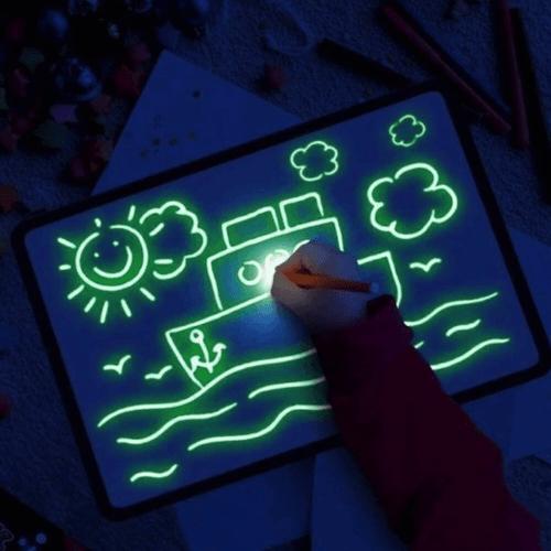 Recensie van magisch tekenbord van Aurela
